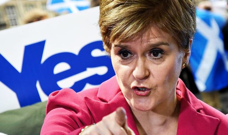 SNP launch 'referendum for recovery' campaign as party investigated for fraud