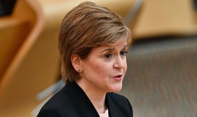 Sturgeon under fire as parents of sick children with Covid slam 'nonsensical' vaccine plan