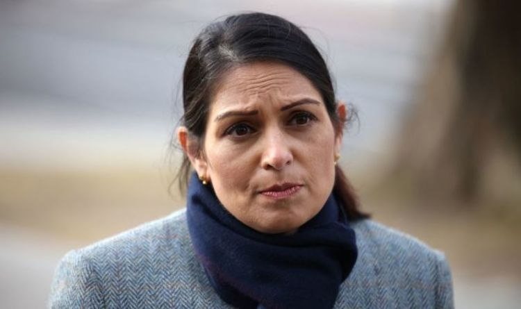 Tory civil war: Priti Patel warned over 'dog whistle' attacks as ex-party chair rages