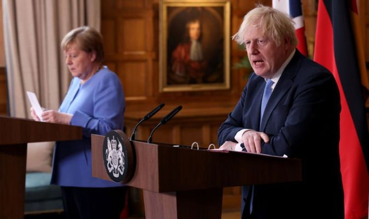 Travel hopes high for double-jabbed as PM wins row with Angela Merkel