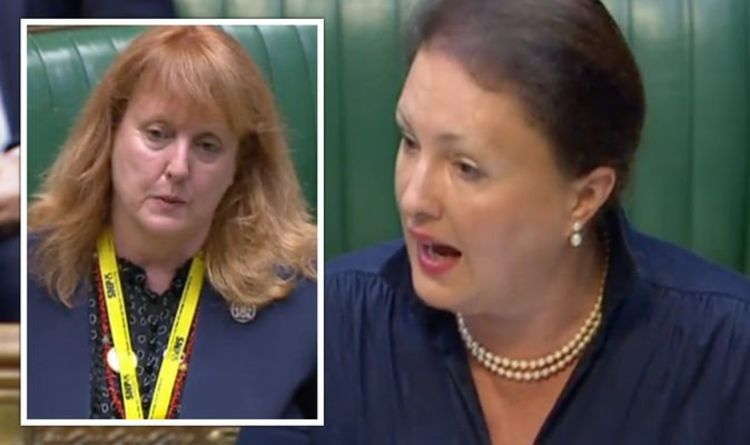 'We have gained from Brexit!' SNP MP savaged amid calls for extra cash from Westminster