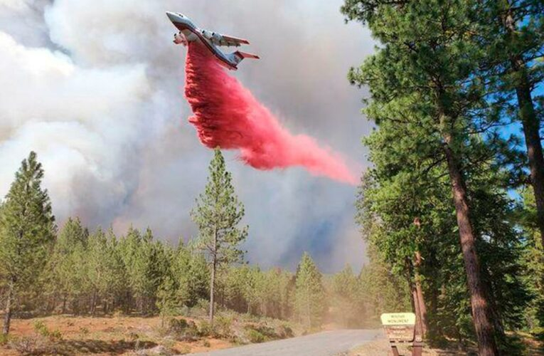 Western wildfires grow, but better weather helps crews – The Denver Post