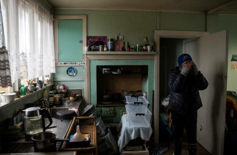 Wild weather: Westport woman's tears as 'whole life' destroyed by flood in 'living nightmare'