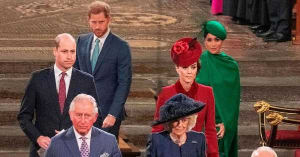 William and Charles concerned about revelations in Harry's book, source claims