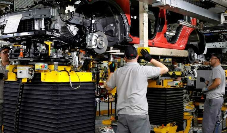Chip shortage and pingdemic see car production slump to lowest July level since 1956