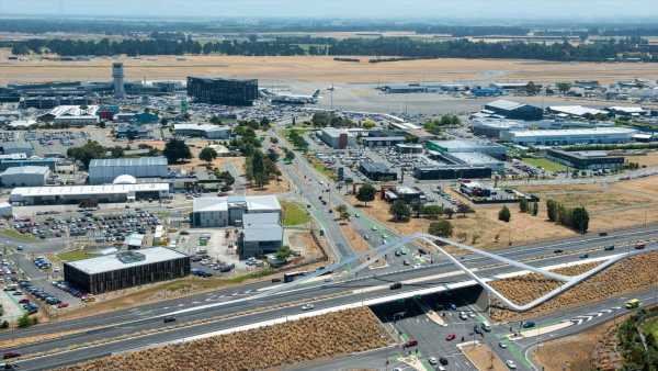 Covid 19 coronavirus Delta outbreak: Christchurch Airport makes profit, says 2011 earthquakes made it more resilient