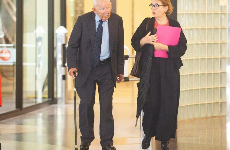 Covid 19 coronavirus Sydney: Ron Brierley's sentencing may be delayed due to outbreak