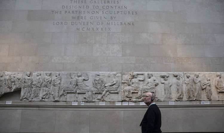 Don't let British Museum or Elgin Marbles be caught by woke ideology, George Osborne urged