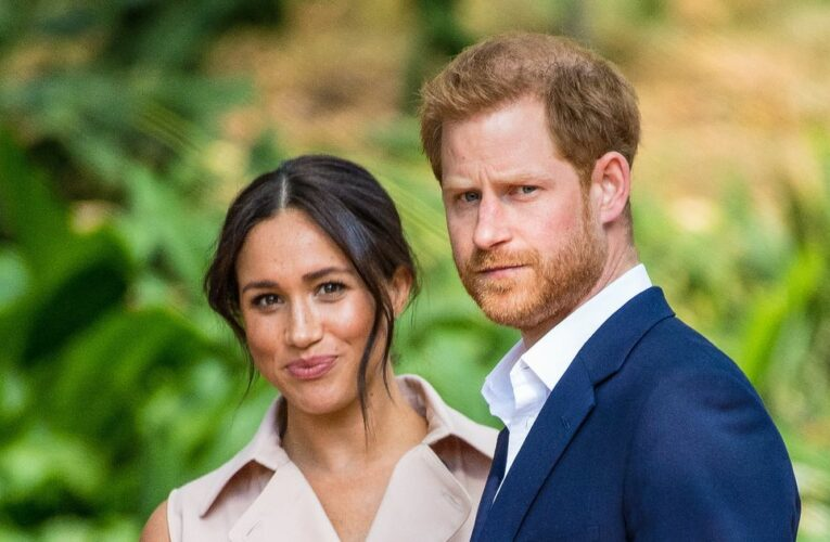 Meghan and Harry brutally mocked as 'C-listers' in spoof Frogmore Cottage ad