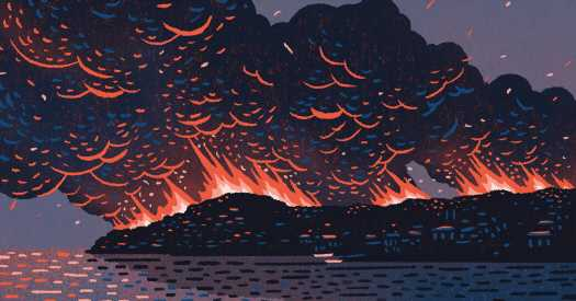 Opinion   The Fires in Greece Are a Terrifying Warning