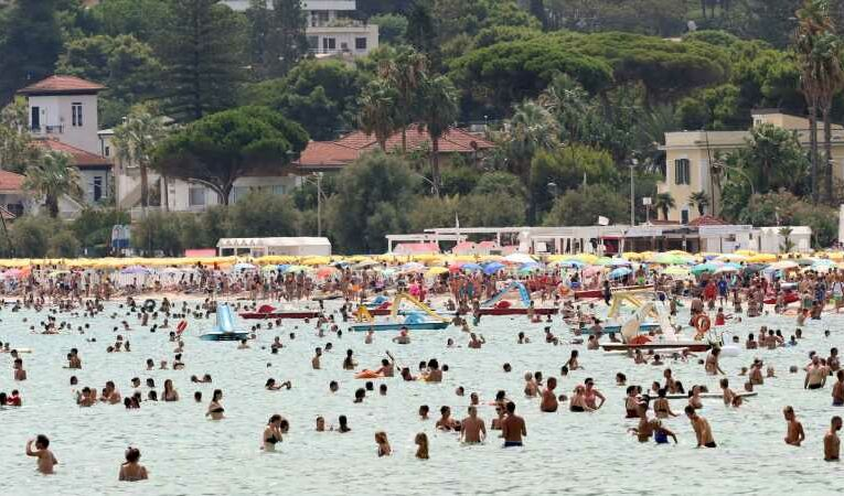 Sicily reports 48.8C in what could be Europe's highest ever temperature