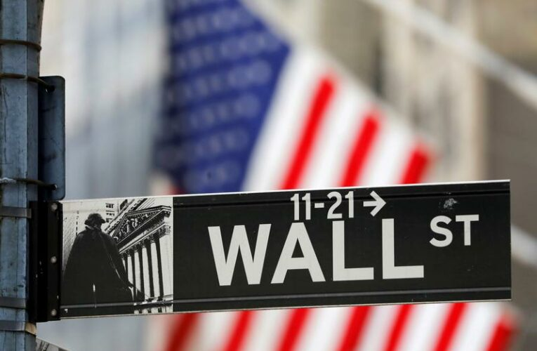 Wall Street retreats from record highs on taper concerns