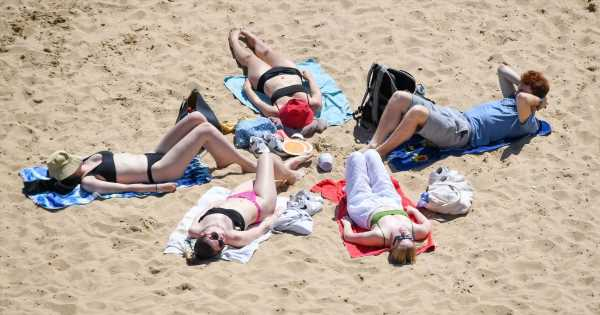 Weather warning as African plume to scorch UK in fresh heatwave this month
