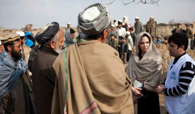 Angelina Jolie says Afghanistan crisis 'stands for decades of neglect of human rights'