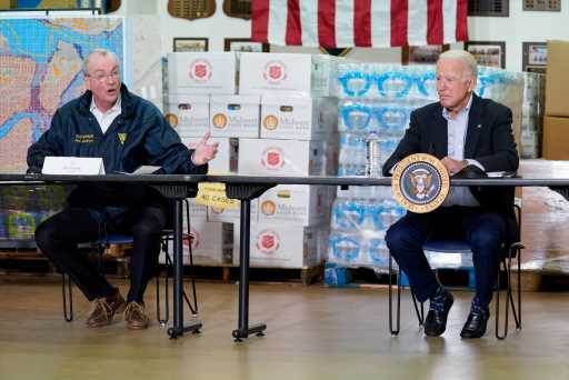 Biden surveys N.Y. and N.J. storm damage after deadly flooding