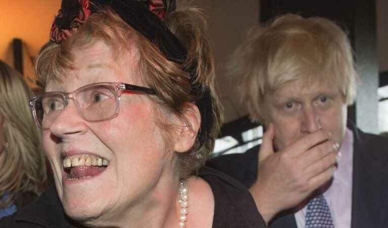 Boris Johnson's mother Charlotte Johnson Wahl dies aged 79