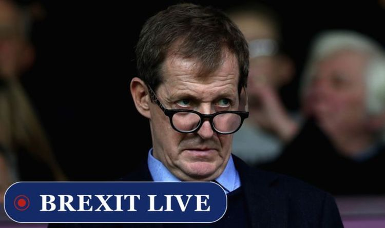 Brexit LIVE: Moaning Campbell brutally shut down as Rejoiner lashes out at EU 'disaster'