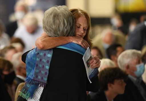Former Colorado Gov. Dick Lamm remembered for bold leadership, landmark legislation at memorial service