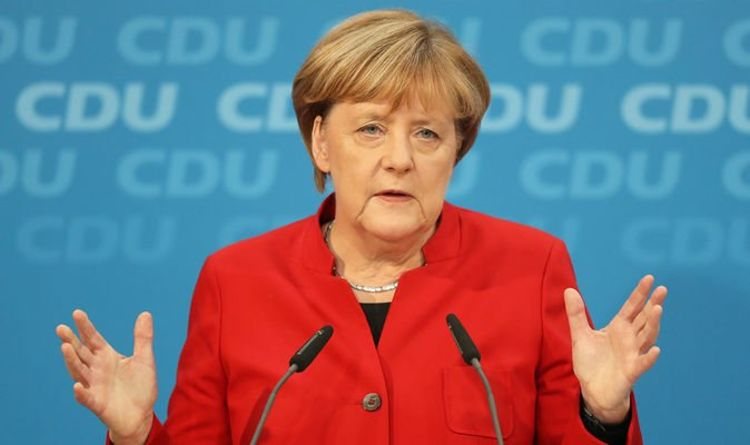 Germany election polls: Angela Merkel's exit sounds death knell for CDU