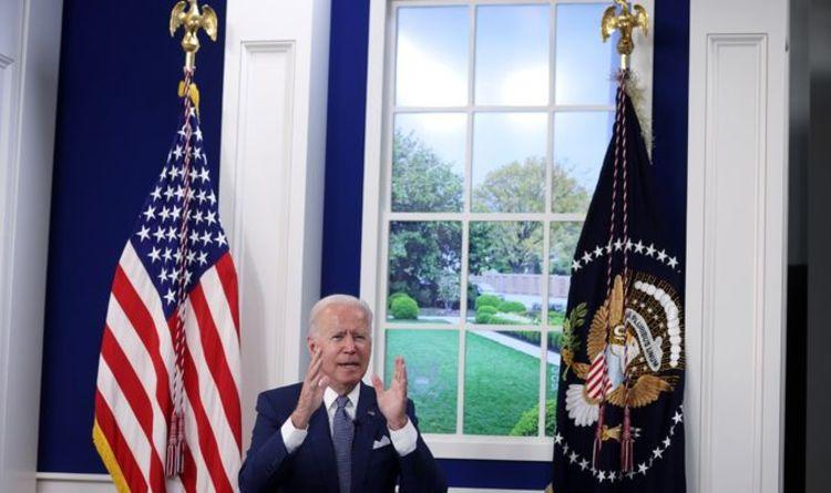 Joe Biden on brink as Donald Trump tops polls – US 'regretting vote'