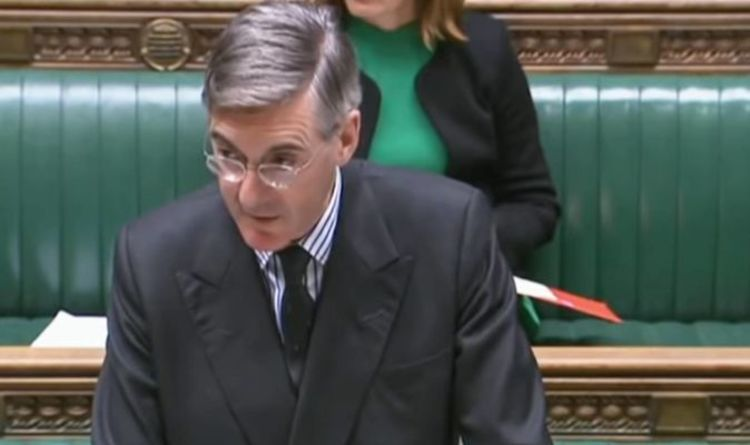 'Lady Moans-a-lot!' Jacob Rees-Mogg slaps down Sturgeon during hilarious Commons exchange