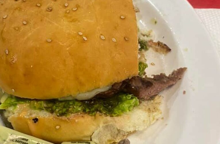 'Rotting' finger found in burger after factory accident – one more still missing