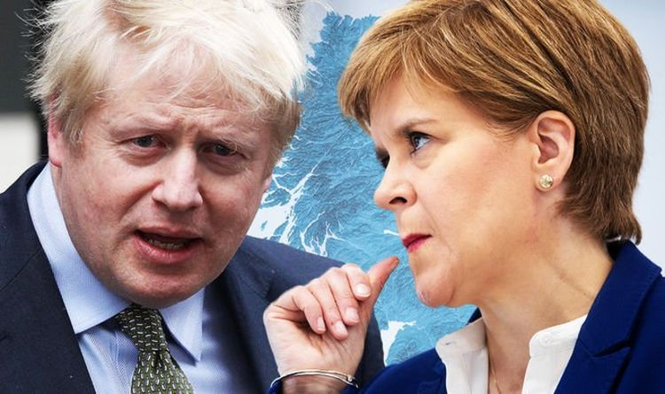 Sturgeon to beg Boris for second independence referendum in 'spirit of cooperation'