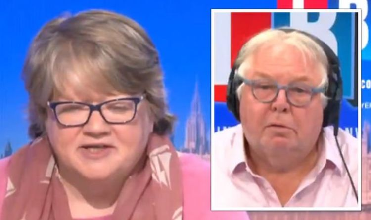 'You're happy to break up families?!' Ferrari erupts at Coffey over social care reforms