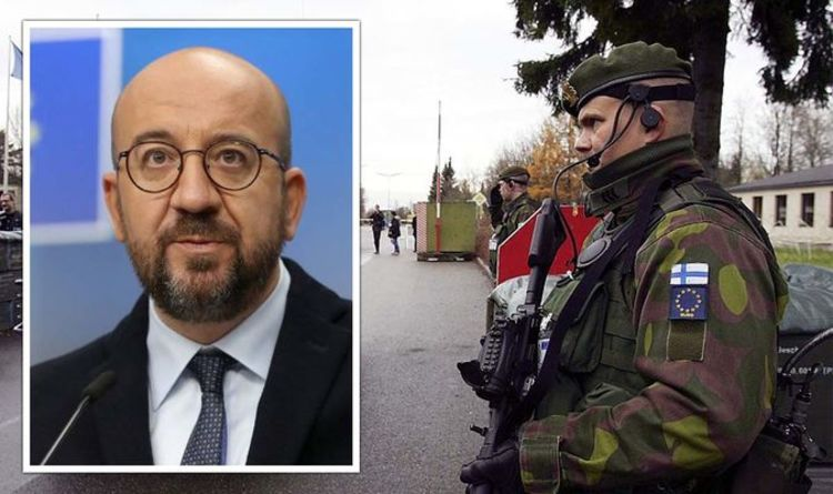Charles Michel brands 2022 year of 'European defence' as clamour for EU army grows