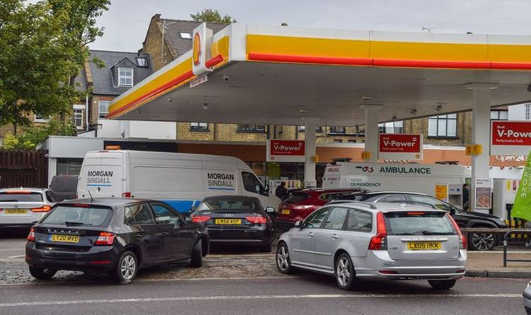 Fuel crisis: The country are at the 'tail end of this now'