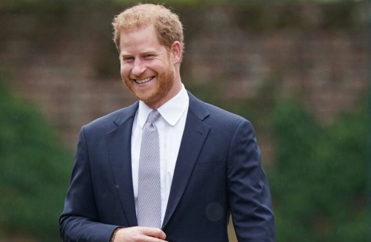 Harry will 'reach out' to donors rather than attend Diana statue event – expert
