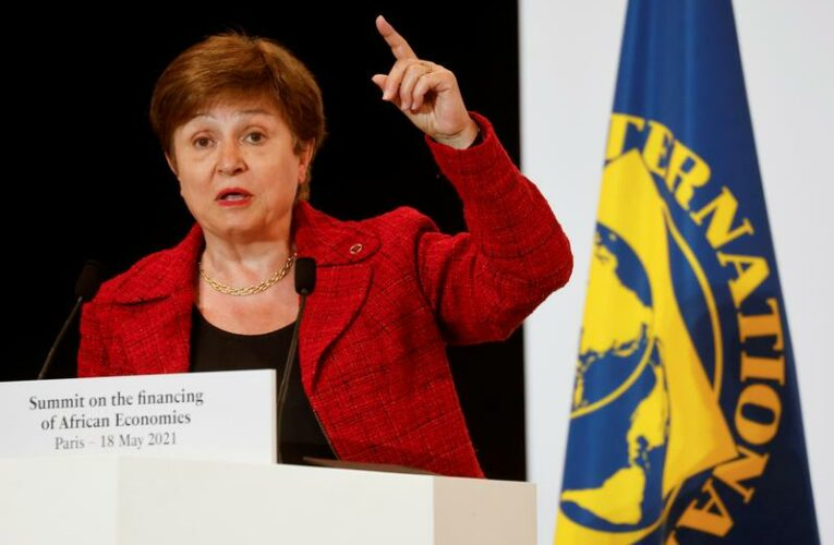 IMF board backs Georgieva after review of data-rigging claims