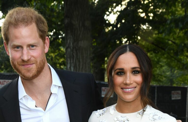 Prince Harry and Meghan Markle fans spot clues of social media comeback