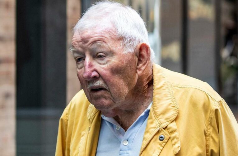 Ron Brierley sentenced to 14 months in prison