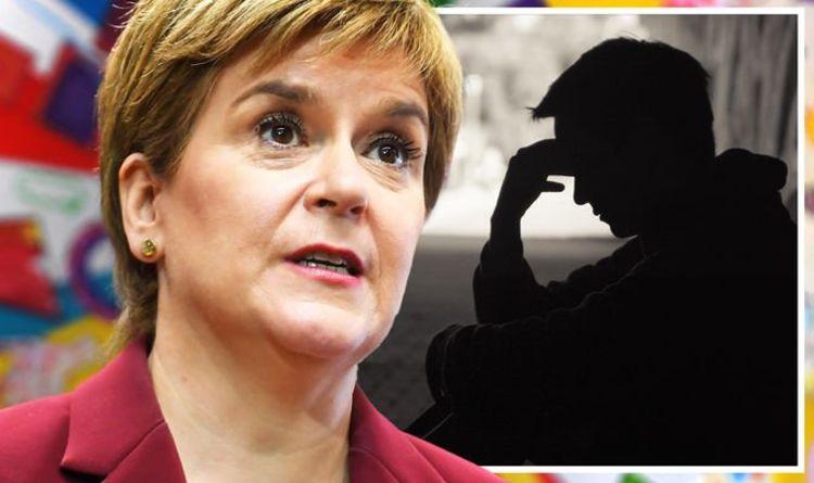 Tories expose 'Scotland shame' in Nicola Sturgeon's own constituency